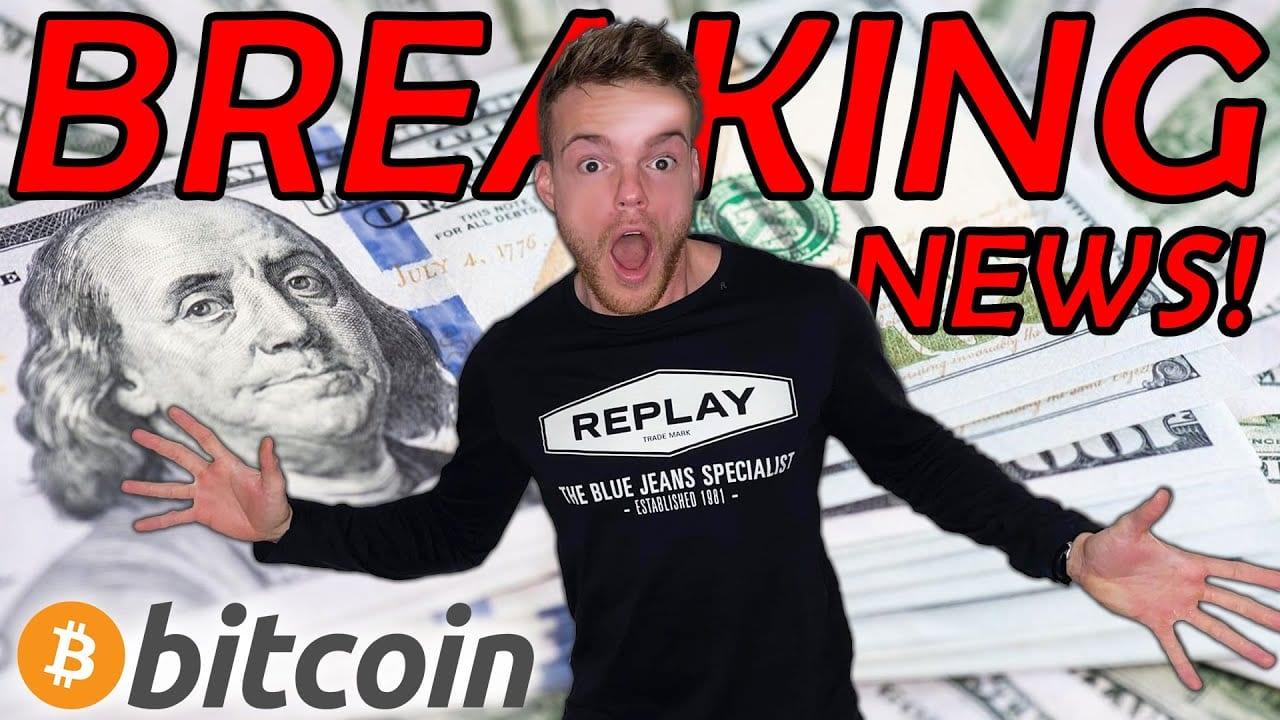 Bitcoin koers analyse en nieuws - Nieuwe investering van $500 miljoen dollar in Bitcoin? - Koers ...